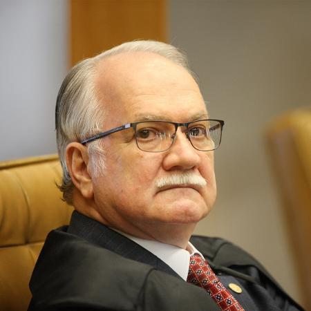 O ministro Edson Fachin, do STF - Felipe Sampaio/STF
