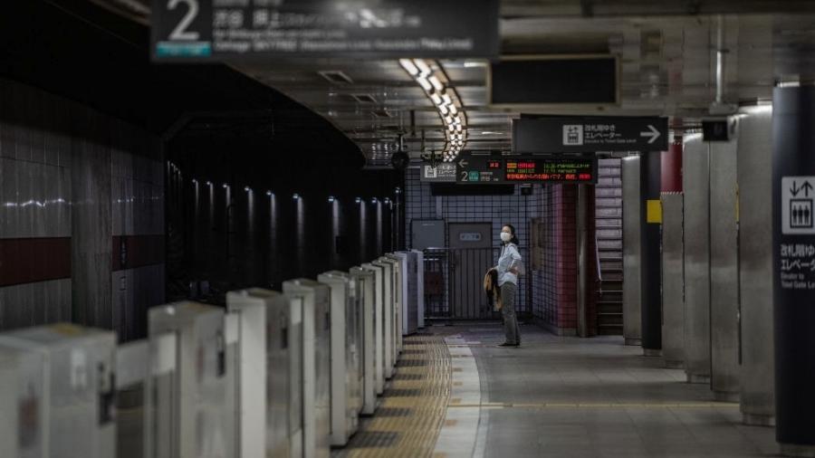 Sistema de agendamento de vacinação contra coronavírus do Japão entra em pane - Carl Court/Getty Images