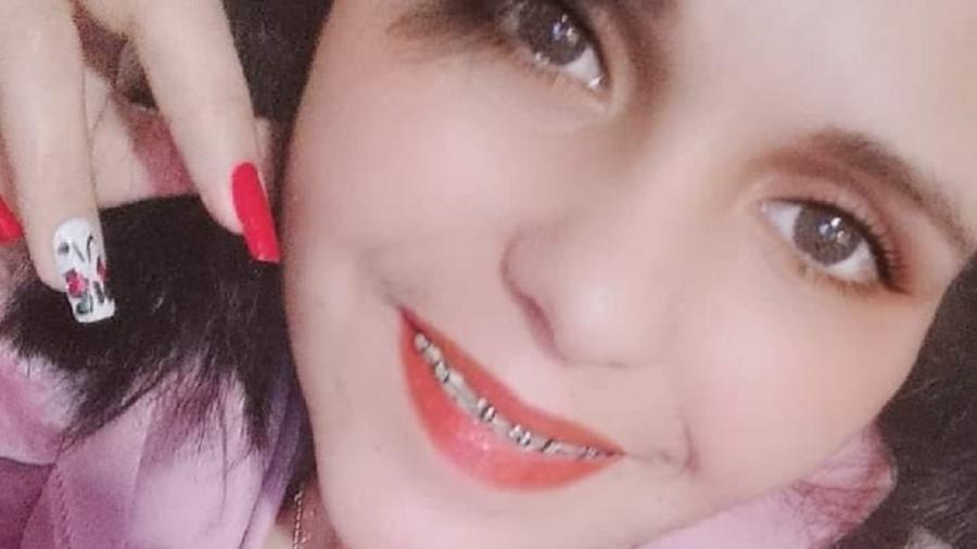 Cristianny Fernandes de Sousa, de 30 anos, foi vítima de abusos na Bélgica - Arquivo pessoal