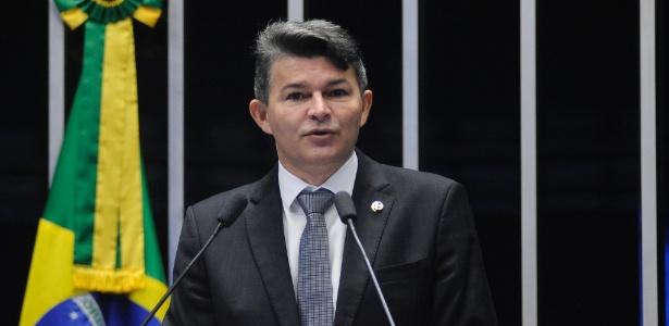 Senador do PSD relaciona 'fracassos' de Dilma - Pedro França/Agência Senado - 22.abr.2016