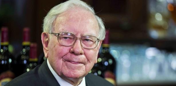 Warren Buffett ganhou US$ 11,8 bilhões em 2016