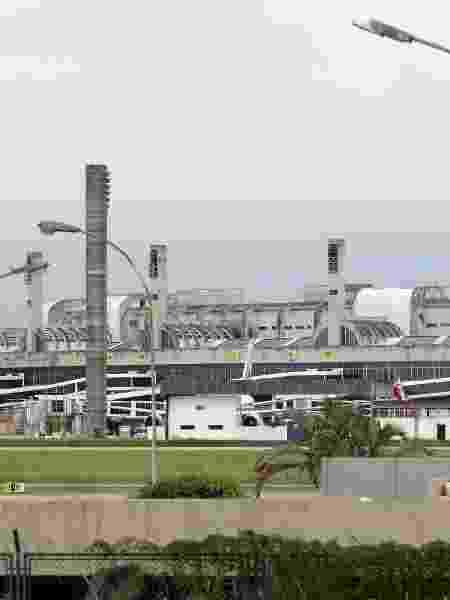 Aeroporto Internacional Antonio Carlos Jobim, o Galeão - Marcos Arcoverde/ Estadão Conteúdo