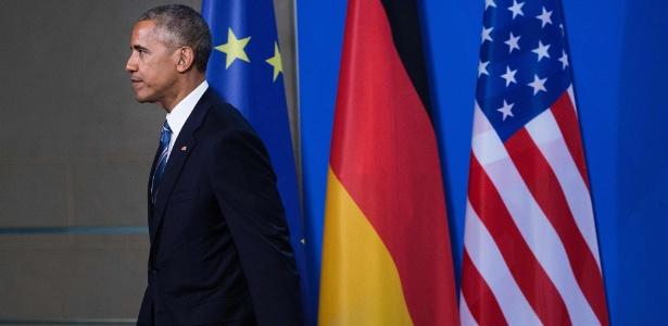 Obama se referiu a suposta interferência da Rússia nas eleições