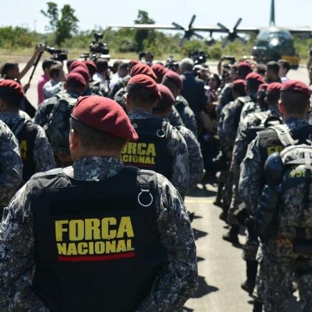 Imagem de arquivo - O apoio dos militares será em caráter episódico e planejado por 260 dias - Luan Santos/UOL
