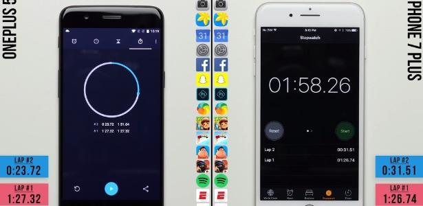 3e3ec7d7e9c Não é o iPhone  smartphone mais rápido do mundo não está à venda no Brasil  - 28 06 2017 - UOL Tecnologia
