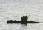 O mistério da mulher que desapareceu em um submarino - Peter Thompson/ AFP