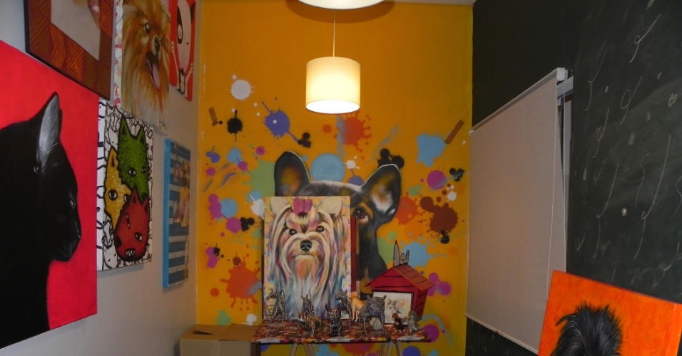 Padaria Pet galeria de arte