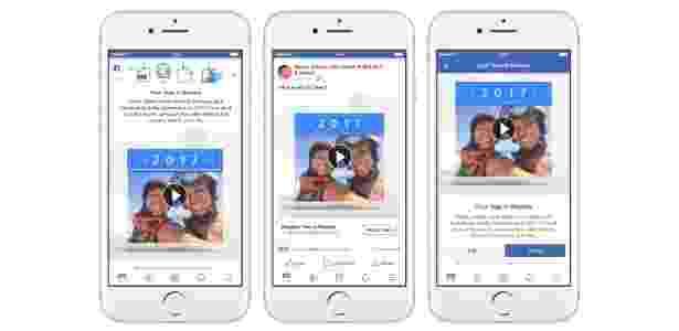 Facebook Year in Review 2017  - Divulgação