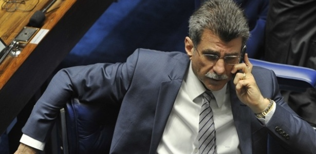 Romero Jucá, senador do MDB e líder do governo