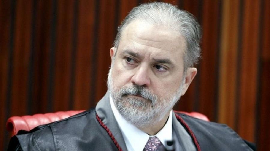 O procurador-geral da República, Augusto Aras - TSE