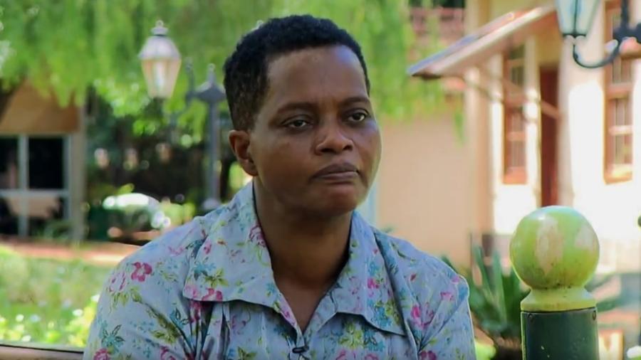 Madalena passou mais de 30 anos vivendo presa em apartamentos de uma mesma família em Patos de Minas (MG) - Reprodução/TV Globo
