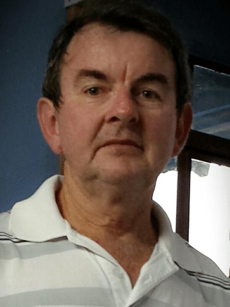 Izidoro Eger, de 61 anos, sofreu mal súbito durante velório do pai - Reprodução/Arquivo Pessoal