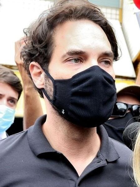 8.abr.2021 - O vereador Dr Jairinho é detido por atrapalhar investigações - Tania Rego/Agência Brasil