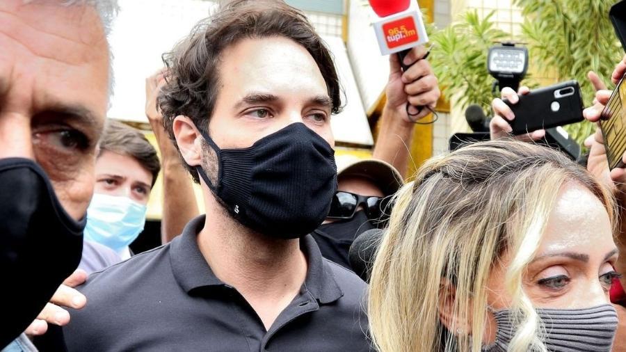Verador dr. Jairinho é suspeito de matar o enteado, o menino Henry Borel, de 4 anos, no Rio de Janeiro - Tania Rego/Agência Brasil