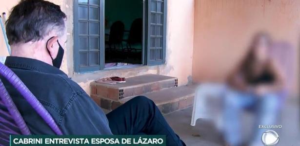 Mulher de Lázaro diz que policiais a torturaram por localização do marido