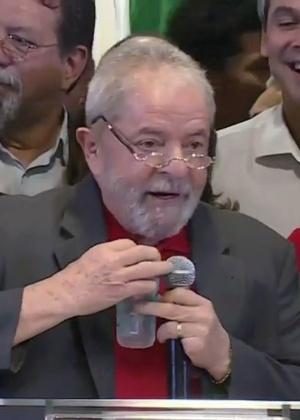 Lula fala sobre denúncias contra ele na Lava Jato