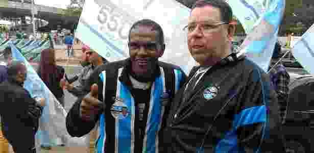 Segundo maior artilheiro do Grêmio ddbbe2a413b37