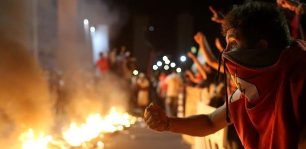 Atos contra a PEC estão marcados em várias cidades do país - REUTERS/Adriano Machado