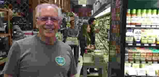 Goldberg diz estar maravilhado com o consumo diário de alimentos veganos - Divulgação - Divulgação