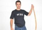 Ele trocou a carreira financeira por marca de roupa inspirada na capoeira - Divulgação