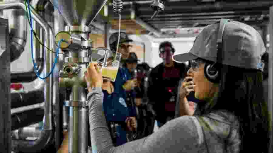 Ambev abre as portas da fábrica de Jaguariúna (SP) para visitação - Divulgação/Ambev