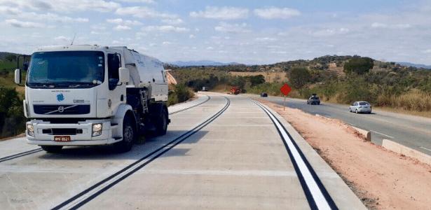 Duplicação da rodovia BR 381 em Minas Gerais devido a impasses com consórcios - Divulgação / DNIT