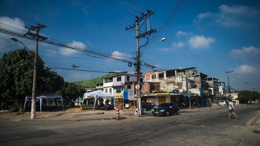 Imagem de arquivo - De acordo com o MPRJ, o grupo tem como base a comunidade da Vila Kennedy, na zona oeste do Rio - Bruna Prado/UOL