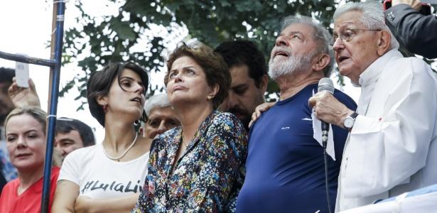 Juíza só liberou visitas de familiares a Lula enquanto ele estiver na PF em Curitiba