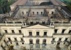 Incêndio no Museu Nacional - Thiago Ribeiro/Agif/Estadão Conteúdo