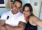 """""""O combinado era envelhecermos juntos"""", diz viúva de PM da Rota morto em SP - Reprodução/Facebook"""