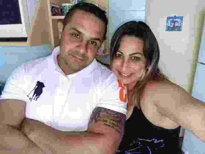 Viúva de PM da Rota morto se despede do marido nas redes sociais - undefined