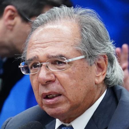O ministro da Economia, Paulo Guedes - Pablo Valadares/Agência Câmara