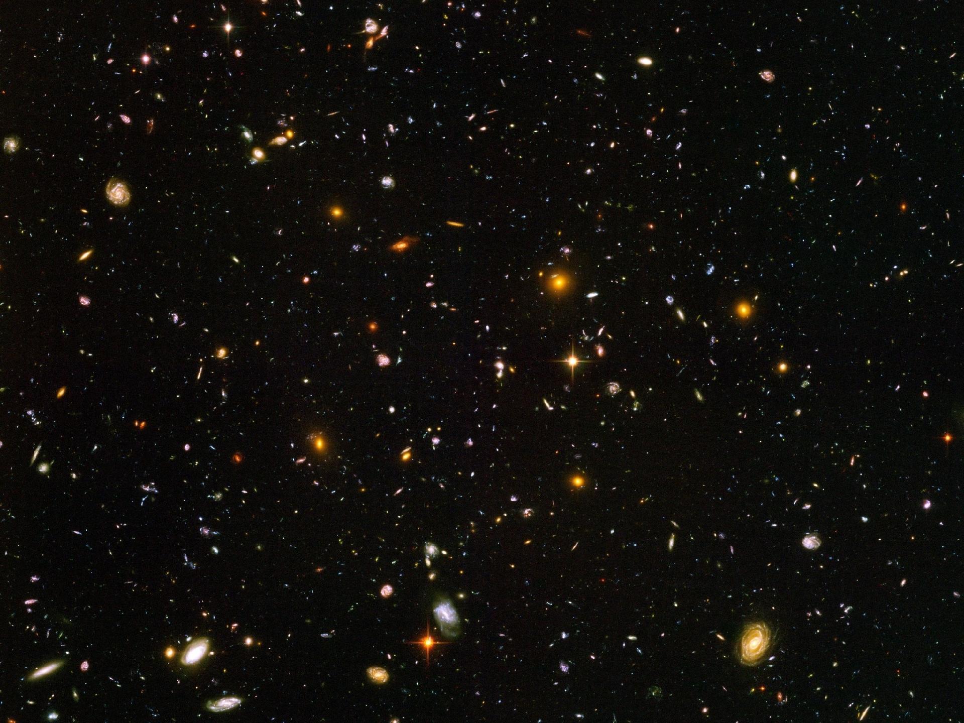 Divulgação/NASA, ESA, S. Beckwith e HU