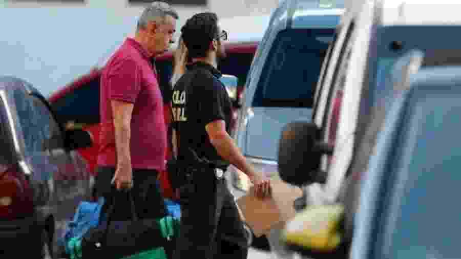 Jorge Picciani foi condenado a 21 anos de prisão por corrupção passiva, lavagem de dinheiro e organização criminosa - Fernando Frazão/Agência Brasil