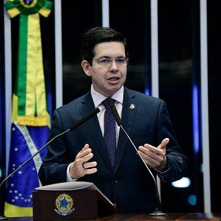 O relator da MP, senador Randolfe Rodrigues (Rede-AP) - Pedro França/Agência Senado