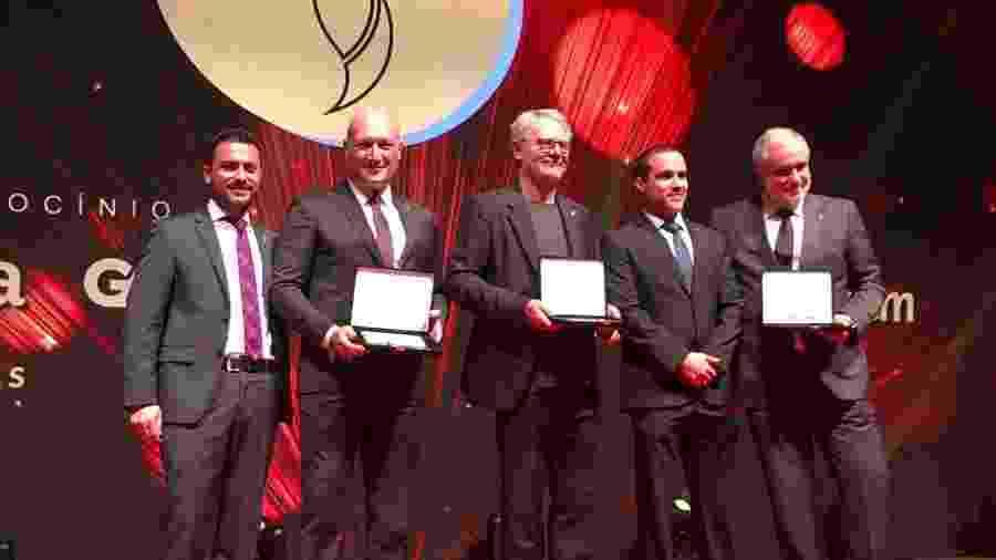O UOL foi finalista na categoria Veículo de Comunicação - Produtor de Conteúdo, ao lado da Jovem Pan e da Globo - Renato Pezzotti/UOL