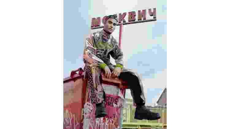 As roupas da Carlings são ajustadas digitalmente nas fotos dos compradores - Divulgação