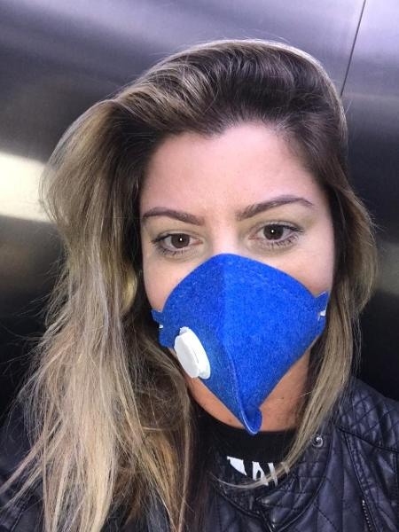 Ana Patricia Bezerra Moura, um dos primeiros casos de covid-19 no Brasil - Acervo Pessoal