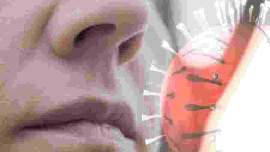 Cientistas pedem que autoridades em saúde reconheçam que o coronavírus pode ser transmitido por micropartículas suspensas no ar - Getty Images