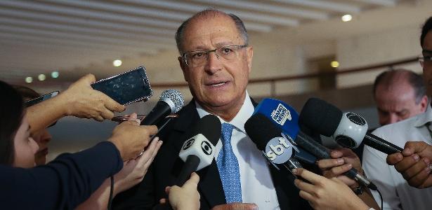 Alckmin e mais 2 têm bens sequestrados pela Justiça; valor chega a R$ 11 mi