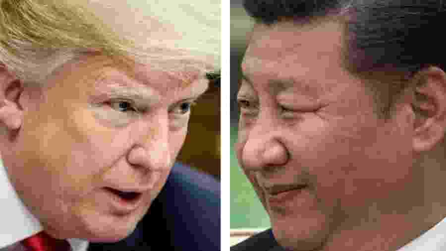 Tensão entre as duas potências coloca o mundo em alerta - Getty Images