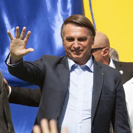 Bolsonaro criticou o aumento do ICMS em São Paulo - Leco Viana/TheNews2/Estadão Conteúdo