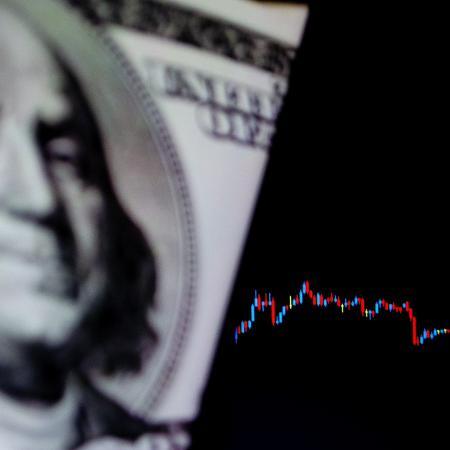 Dólar registra em abril a primeira queda ante o real - Kevin David/A7 Press/Estadão Conteúdo