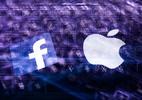 Disputa entre Apple e Facebook envolve muito mais que a sua privacidade (Foto: NurPhoto via Getty Images)