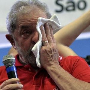 Luiz INácio Lula da Silva, ex-presidente e atual ministro-chefe da Casa Civil