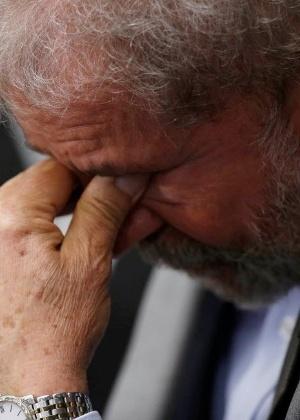 O ex-presidentre Luiz Inácio Lula da Silva