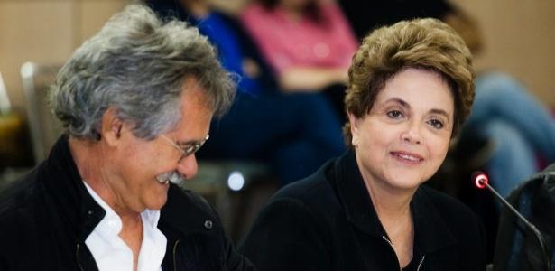 Ex-presidente da República Dilma Rousseff