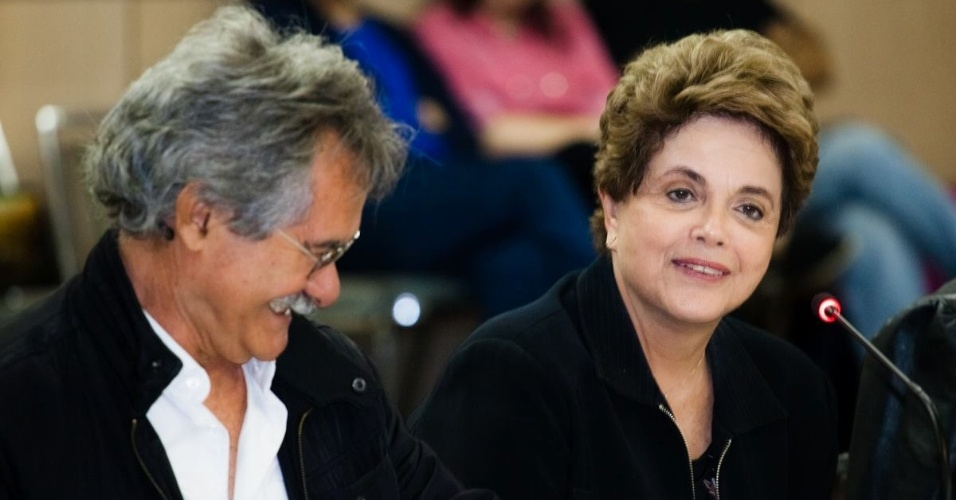 2.dez.2016 - A ex-presidente da República Dilma Rousseff toma posse, em São Paulo, como presidente do Conselho Curador da Fundação Perseu Abramo, do PT