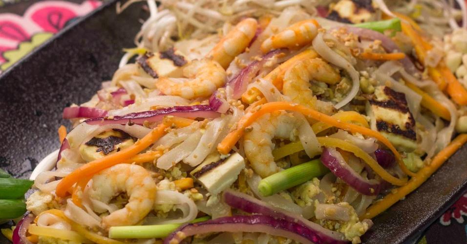Franquia de restaurante tailandês Khea Thai