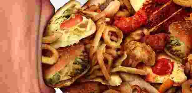 junk food, fast food, obesidade, alimentação, nutrição - Getty Images/iStockphoto - Getty Images/iStockphoto